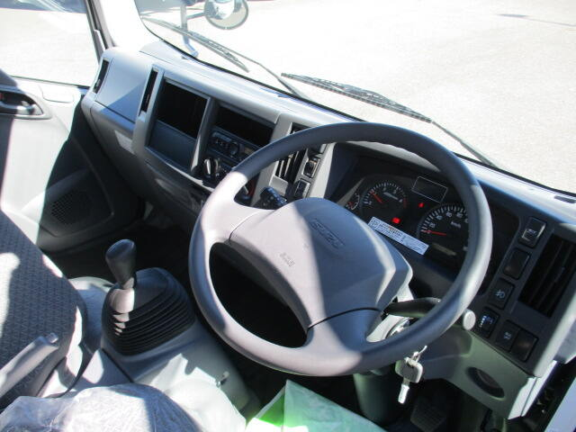いすゞ エルフ 小型 アルミバン サイドドア TRG-NLR85AN|画像8