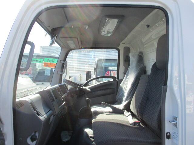 いすゞ エルフ 小型 アルミバン サイドドア TRG-NLR85AN|画像12