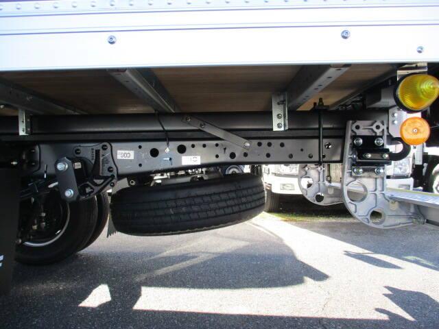 いすゞ エルフ 小型 アルミバン サイドドア TRG-NLR85AN|画像16