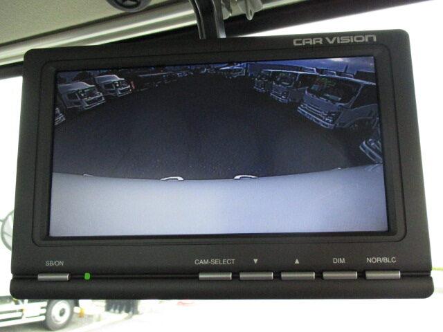 日野 レンジャー 中型 パッカー車 プレス式 2KG-FC2ABA|フロントガラス トラック 画像 トラック王国掲載