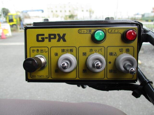 日野 レンジャー 中型 パッカー車 プレス式 2KG-FC2ABA|駆動方式 4x2 トラック 画像 リトラス掲載