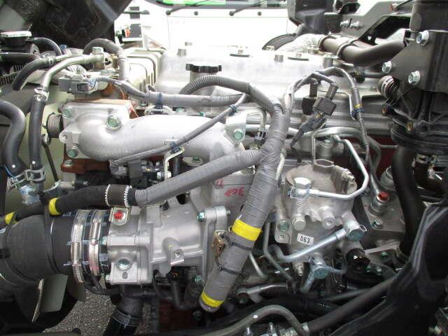 日野 レンジャー 中型 パッカー車 プレス式 2KG-FC2ABA|シャーシ トラック 画像 キントラ掲載