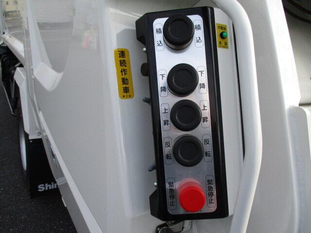 日野 レンジャー 中型 パッカー車 プレス式 2KG-FC2ABA|コーションプレート トラック 画像 リトラス掲載