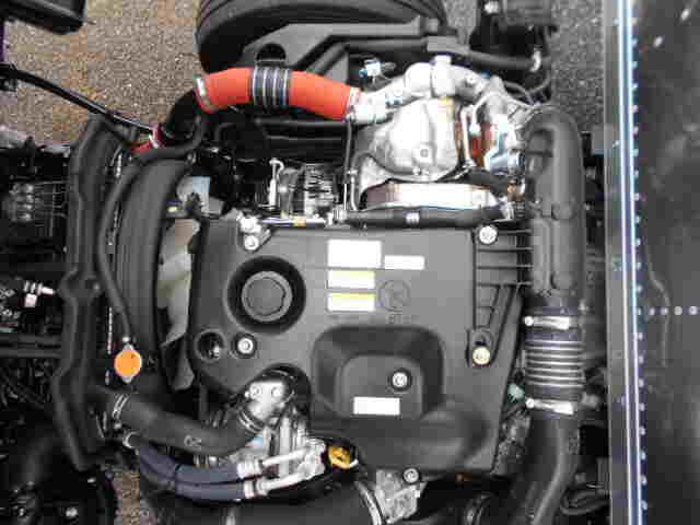 いすゞ エルフ 小型 アルミバン サイドドア TRG-NLR85AN 画像12