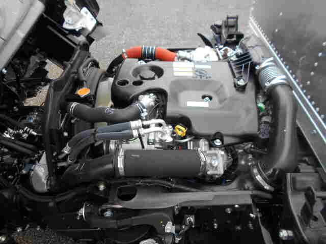 いすゞ エルフ 小型 アルミバン サイドドア TRG-NLR85AN 画像13