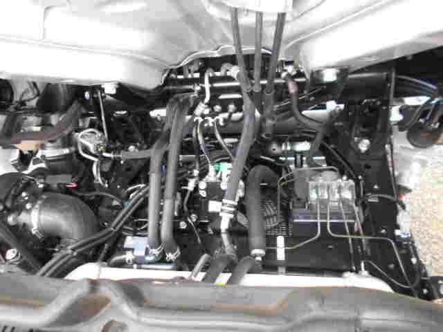 いすゞ エルフ 小型 アルミバン サイドドア TRG-NLR85AN 画像14