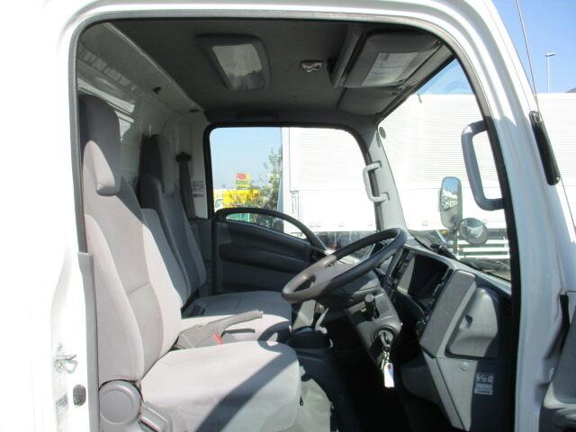 いすゞ エルフ 小型 アルミバン サイドドア TPG-NLR85AN 画像8