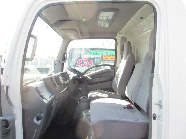 いすゞ エルフ 小型 アルミバン サイドドア TPG-NLR85AN 画像9