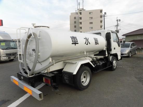 いすゞ エルフ 小型 タンク車 散水車 PA-NPR81N|画像2
