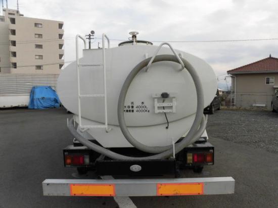 いすゞ エルフ 小型 タンク車 散水車 PA-NPR81N|画像3