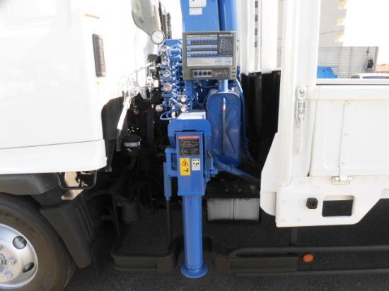 日野 レンジャー 中型 クレーン付 4段 ラジコン|荷台 床の状態 トラック 画像 トラックサミット掲載