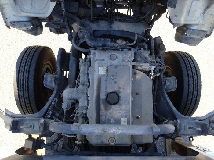 三菱 キャンター 小型 高所・建柱車 高所作業車 KK-FE53EB 型式 KK-FE53EB トラック 画像 栗山自動車掲載