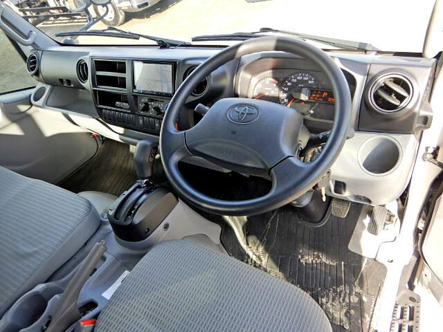 トヨタ ダイナ 小型 平ボディ TKG-XZU720 H26|画像6