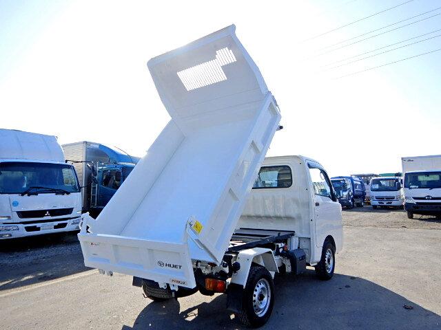 ダイハツ ハイゼット 軽 ダンプ EBD-S510P H28 画像2