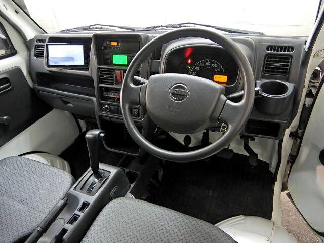 日産 クリッパー 軽 冷凍冷蔵 低温 サイドドア|走行距離 3.5万km トラック 画像 トラックランド掲載
