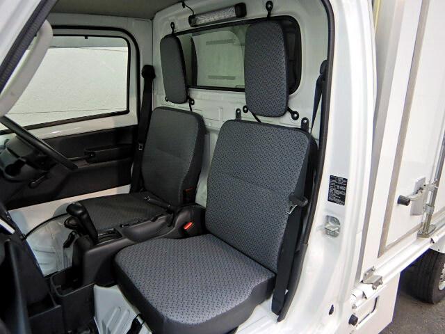 日産 クリッパー 軽 冷凍冷蔵 低温 サイドドア|架装  トラック 画像 トラックバンク掲載