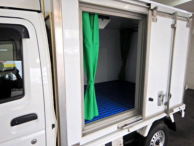 日産 クリッパー 軽 冷凍冷蔵 低温 サイドドア|画像6