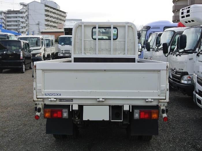 トヨタ トヨエース 小型 平ボディ TKG-XZU605 H28|トラック 背面・荷台画像 トラック市掲載