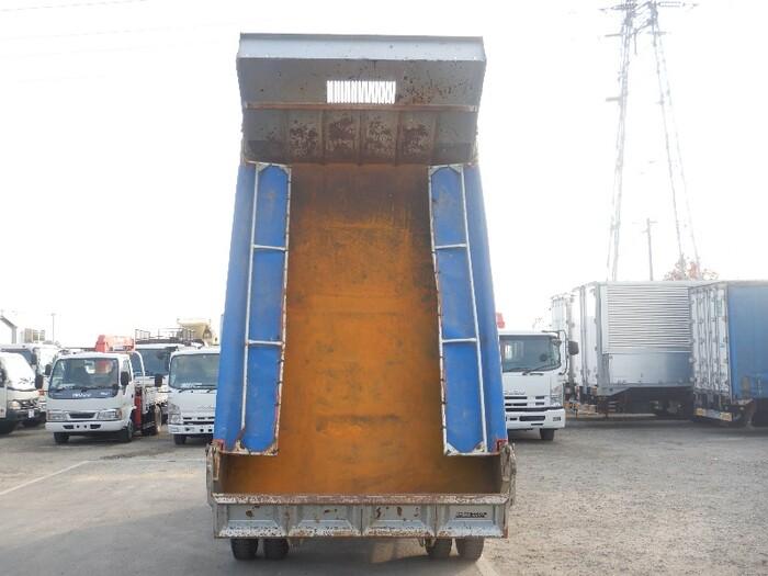 日産UD コンドル 中型 ダンプ コボレーン ベッド|架装 新明和 トラック 画像 トラックバンク掲載