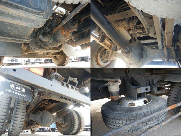 日産UD コンドル 中型 ダンプ コボレーン ベッド|年式 H27 トラック 画像 トラックサミット掲載