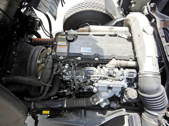 三菱 ファイター 中型 平ボディ 床鉄板 TKG-FK71F|シフト MT6 トラック 画像 ステアリンク掲載