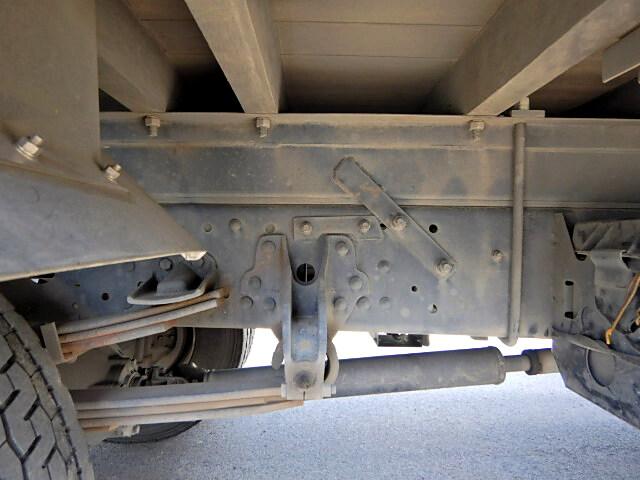 三菱 ファイター 中型 平ボディ 床鉄板 TKG-FK71F|積載 2.05t トラック 画像 ステアリンク掲載