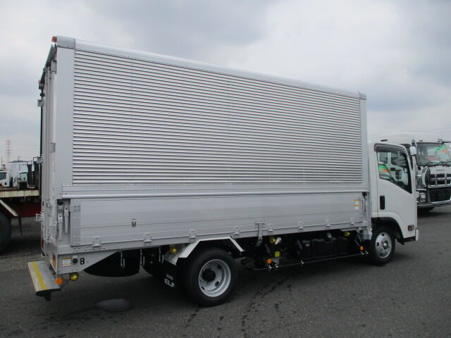 いすゞ エルフ 小型 ウイング TRG-NMR85AN H29|エンジン トラック 画像 トラスキー掲載