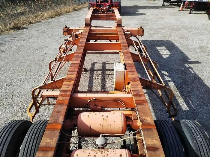 国内・その他 国産車その他 その他 トレーラ FKC220 H5|荷台 床の状態 トラック 画像 トラックサミット掲載