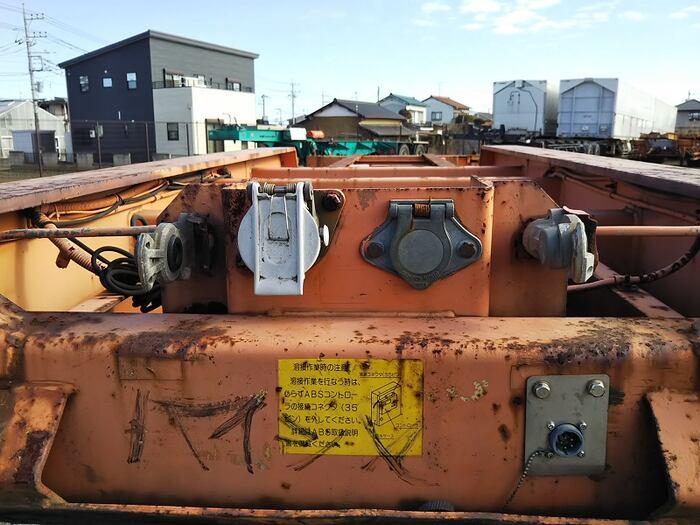国内・その他 国産車その他 その他 トレーラ FKC220 H5|エンジン トラック 画像 トラスキー掲載