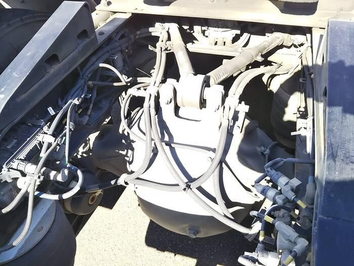 いすゞ ギガ 大型 トラクタ ハイルーフ 1デフ|画像4