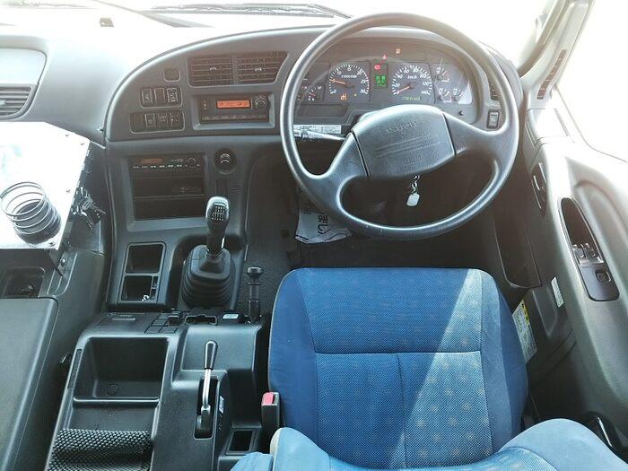 いすゞ ギガ 大型 トラクタ ハイルーフ 1デフ|画像6