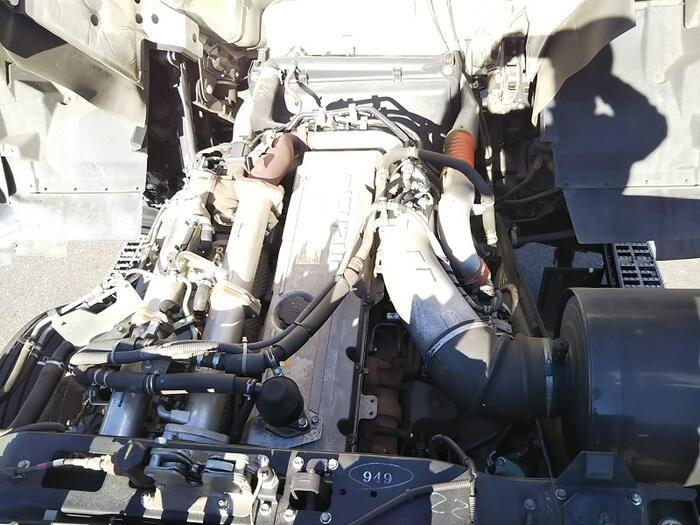 いすゞ ギガ 大型 トラクタ ハイルーフ 1デフ|画像9