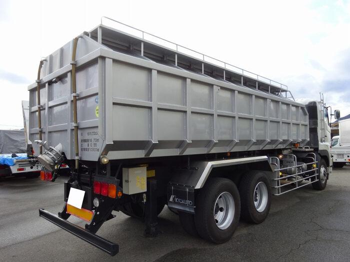 日野 プロフィア 大型 特殊車両 ADG-FR1EPYA H19 トラック 右後画像 リトラス掲載