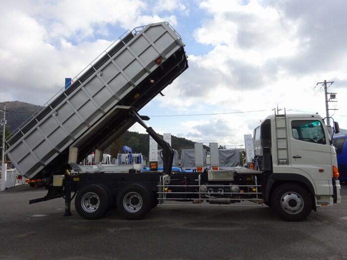 日野 プロフィア 大型 特殊車両 ADG-FR1EPYA H19 リサイクル券 13,390円 トラック 画像 トラック市掲載