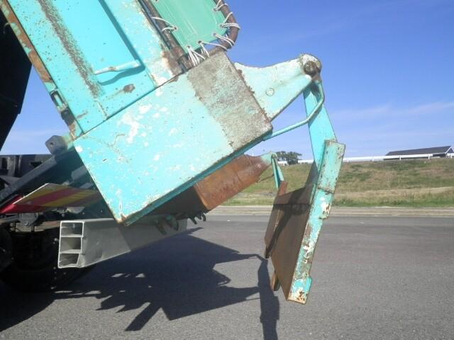 いすゞ フォワード 中型 ダンプ コボレーン SKG-FRR90S2|フロントガラス トラック 画像 トラック王国掲載