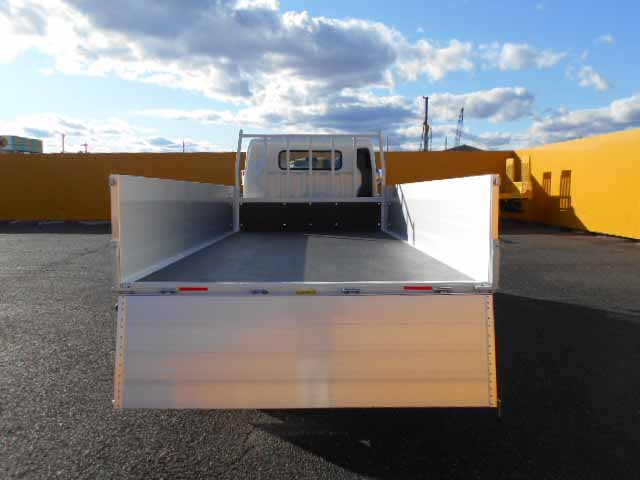 三菱 キャンター 小型 平ボディ アルミブロック 2PG-FEB90 画像5