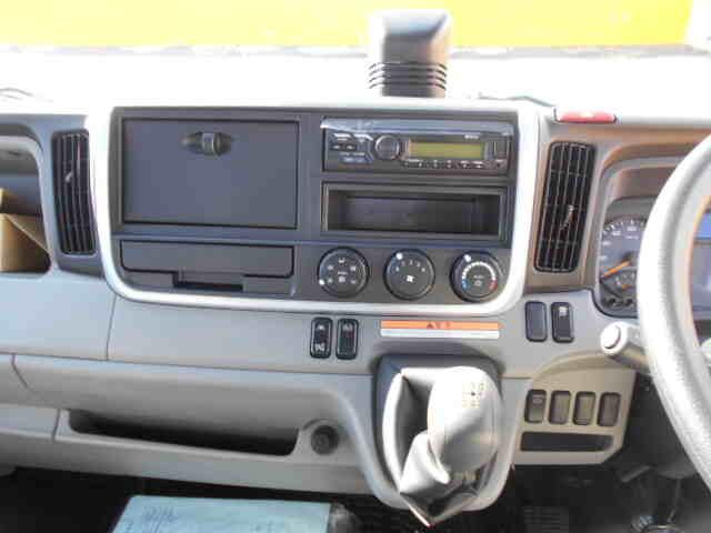 三菱 キャンター 小型 平ボディ アルミブロック 2PG-FEB90 画像9