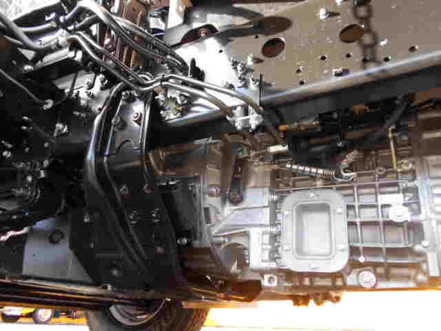 三菱 ファイター 中型 平ボディ ベッド 2KG-FK62F|画像13