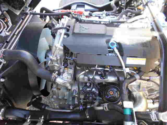 三菱 キャンター 小型 平ボディ アルミブロック 2PG-FEB90|画像10