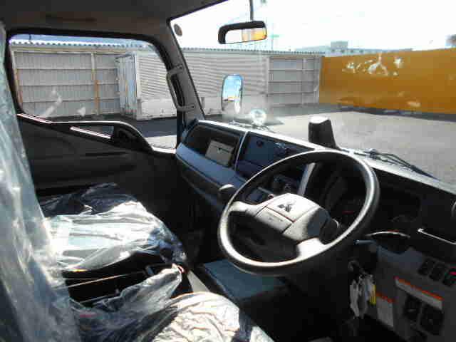 三菱 キャンター 小型 平ボディ アルミブロック 2PG-FEB90|画像5