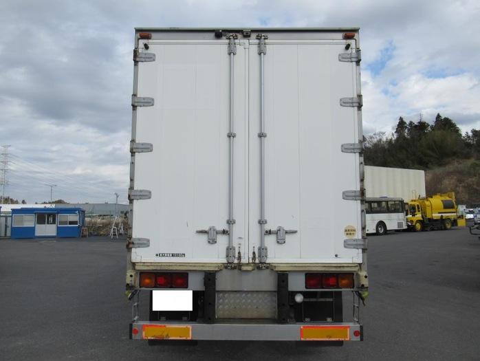 日産UD クオン 大型 ウイング エアサス ジョルダー|トラック 背面・荷台画像 トラック市掲載