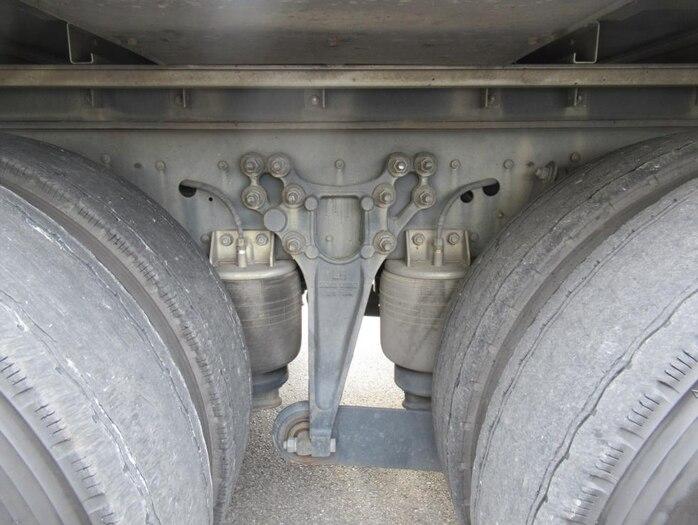 日産UD クオン 大型 ウイング エアサス ジョルダー|コーションプレート トラック 画像 リトラス掲載