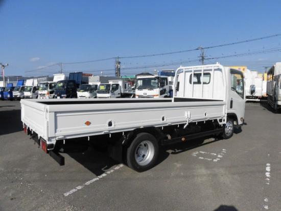いすゞ エルフ 小型 平ボディ BKG-NLR85AR H21|画像2