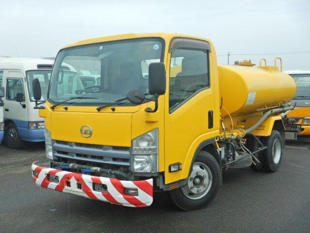 日産UD コンドル 小型 タンク車 散水車 SKG-BPR85YN|画像1