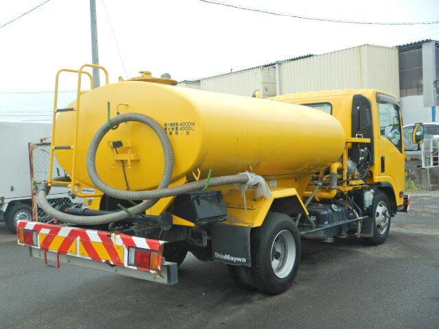 日産UD コンドル 小型 タンク車 散水車 SKG-BPR85YN|画像2