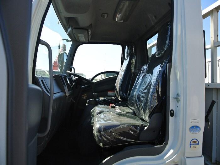 いすゞ フォワード 中型 車輌重機運搬 ラジコン ウインチ 画像10