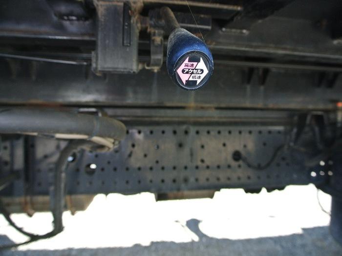 いすゞ フォワード 中型 車輌重機運搬 ラジコン ウインチ 画像15