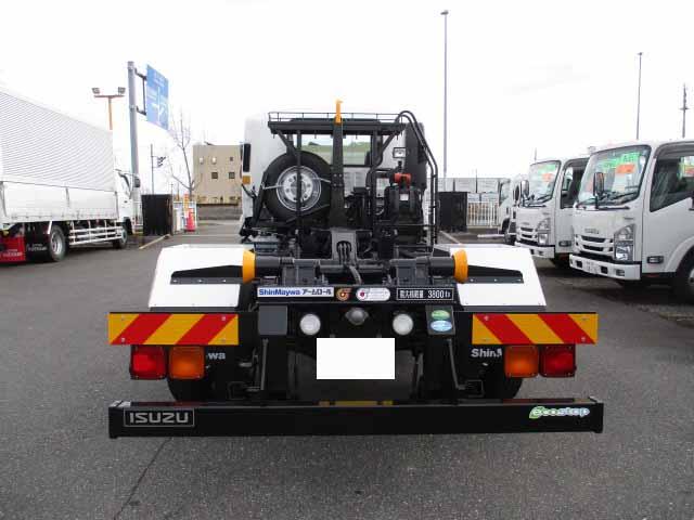 いすゞ フォワード 中型 アームロール ツインホイスト 2RG-FRR90S2|画像3