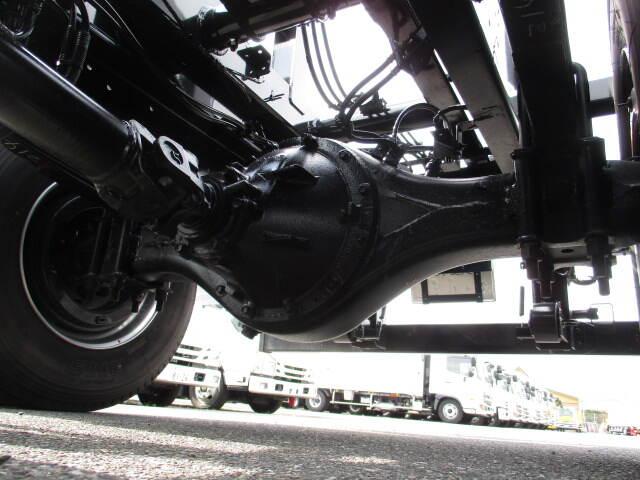 いすゞ フォワード 中型 アームロール ツインホイスト 2RG-FRR90S2|画像14