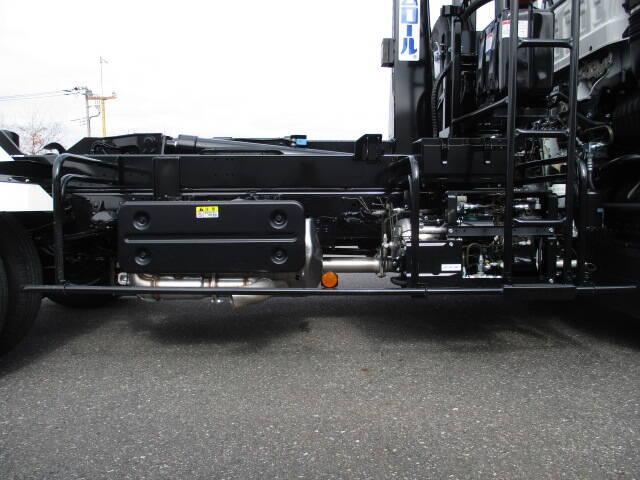いすゞ フォワード 中型 アームロール ツインホイスト 2RG-FRR90S2|画像15